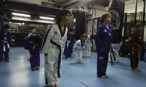 Las artes marciales y sus beneficios para los niños pequeños